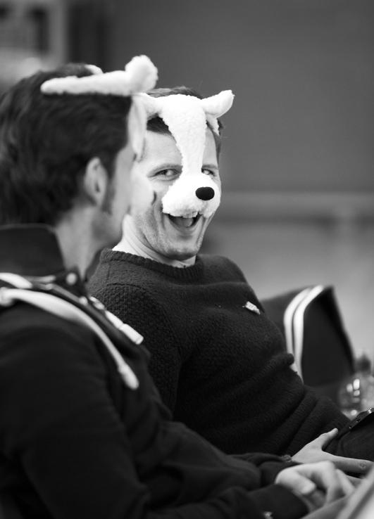 Pamela Raith Photography_The Little Prince Rehearsal_BW_002