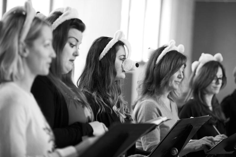 Pamela Raith Photography_The Little Prince Rehearsal_BW_007