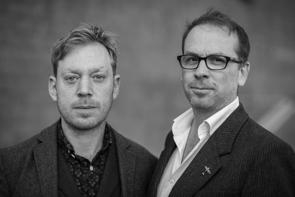 Nicholas Lloyd Webber & James Reid